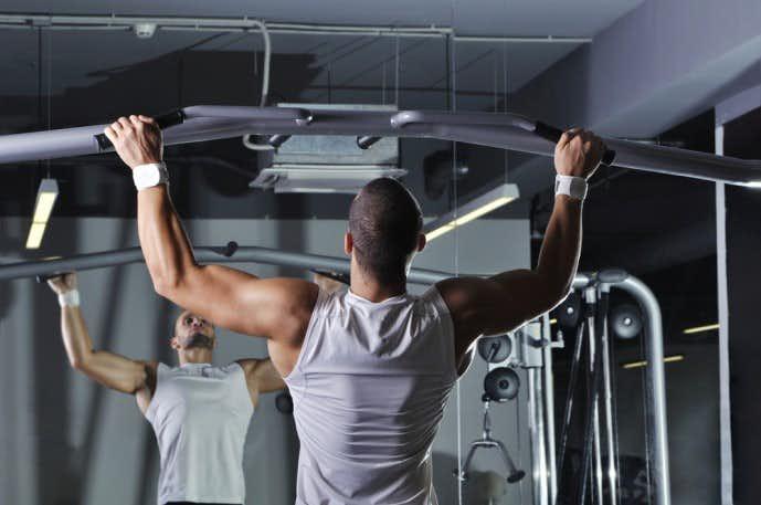 体幹を鍛えられる自重トレーニング