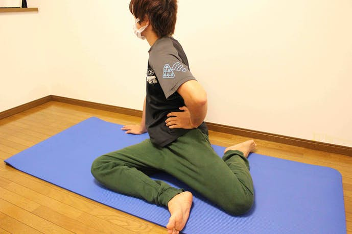 大腿四頭筋を伸ばす効果的なストレッチ方法