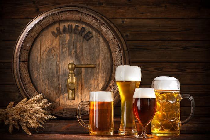 ビールグラスの種類