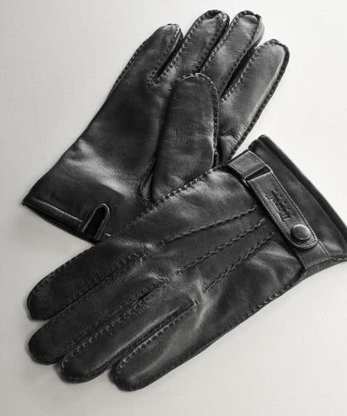 ラムスキンを使用した手袋