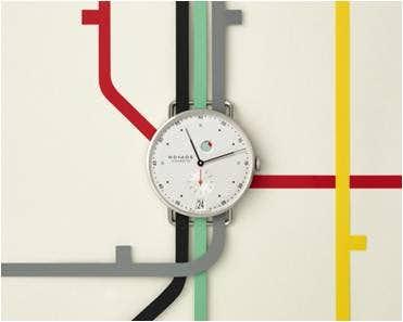 カッコいい時計イラスト