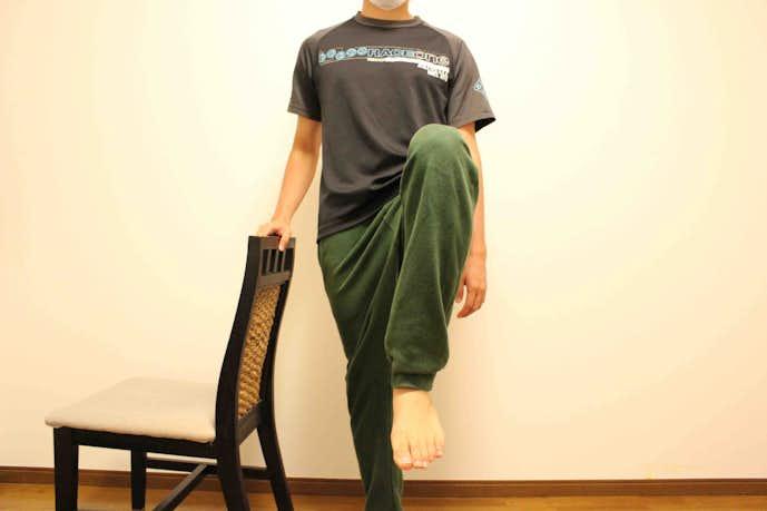 大腰筋を伸ばせる効果的な柔軟体操
