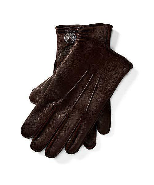 牛革の手袋