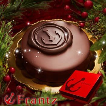 予算5000円のクリスマスプレゼントに神戸フランツのチョコレートクリスマスケーキ.jpg