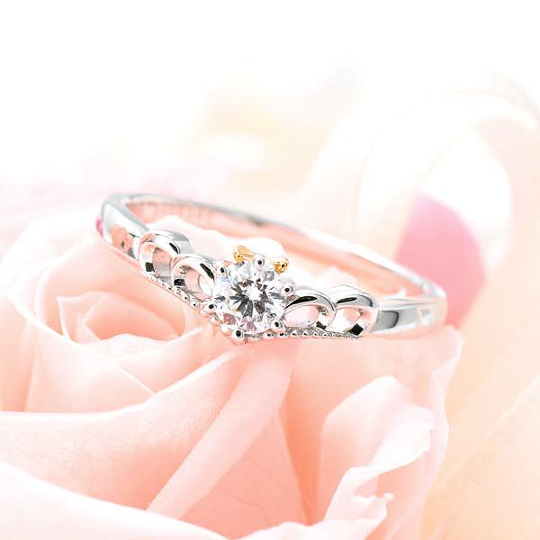 ディズニーのプレゼントにミニーの婚約指輪.jpg