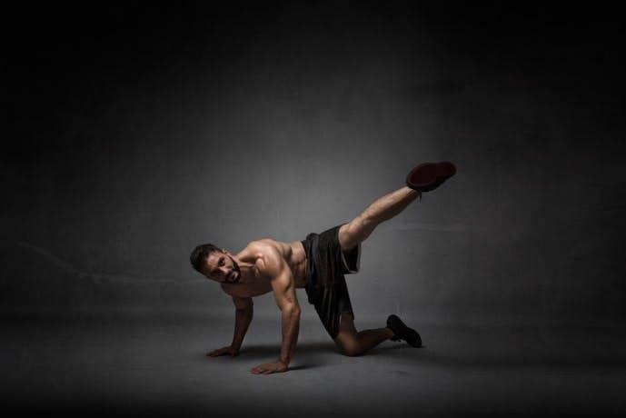 お尻の筋肉を鍛えられる自重トレーニング