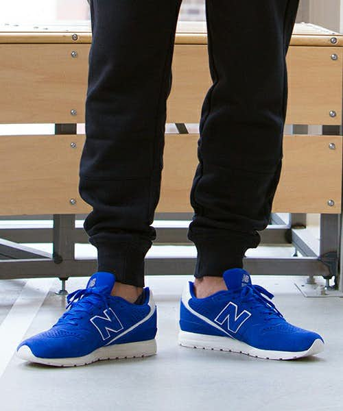 ニューバランス996のブルー