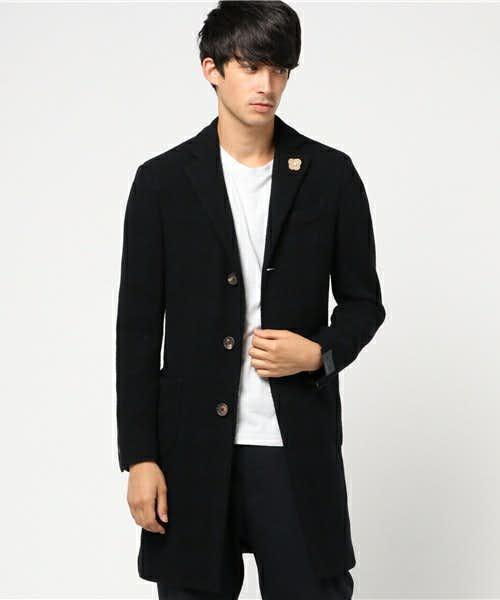 メンズチェスターコートのおすすめブランド
