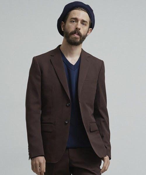 メンズテーラードジャケットのおすすめブランド