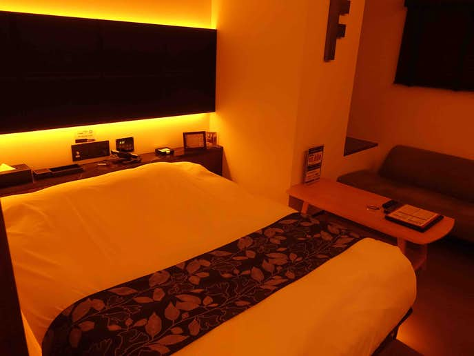ホテルデュオの内装