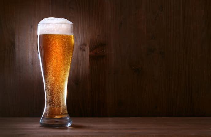 ビールの専用グラス