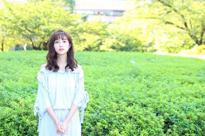 堀田茜モデル