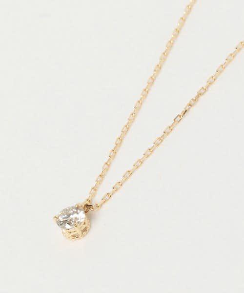 彼女_妻へのプレゼントにアガットの一粒ダイヤネックレス.jpg