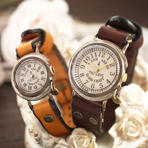 クリスマスプレゼントにおすすめのペアウォッチにフィスのセミオーダー腕時計.jpg