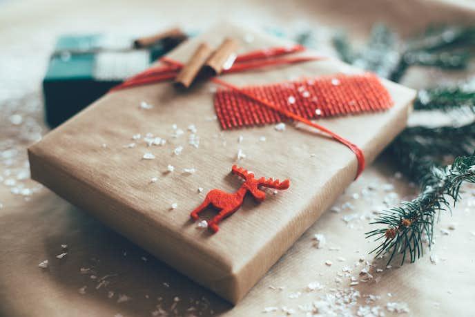予算3000円のクリスマスプレゼント