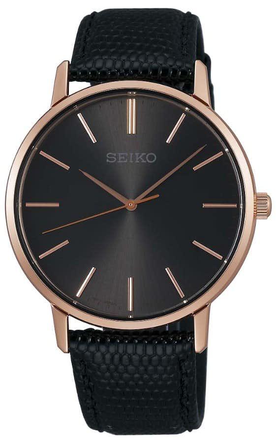 モダンな男らしい腕時計