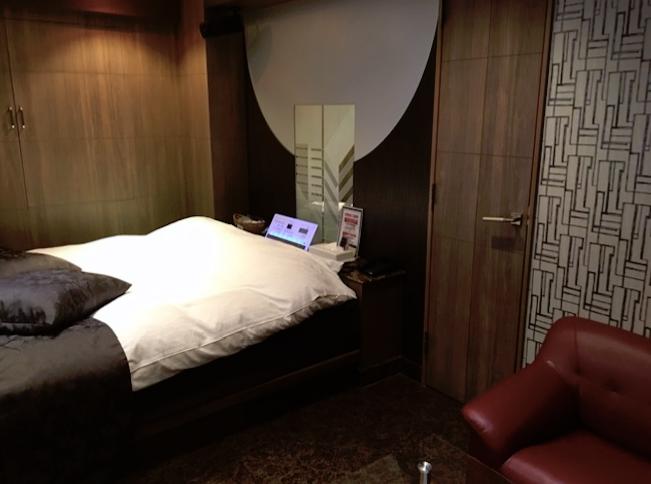 ホテルジャルディーノの内装