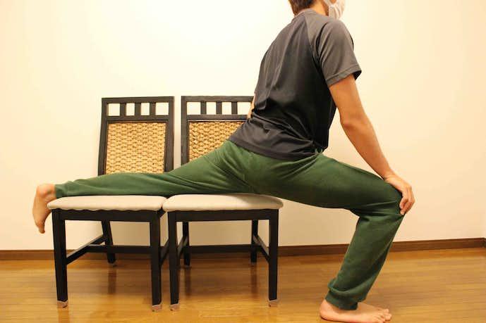 大腰筋を伸ばせるストレッチ方法