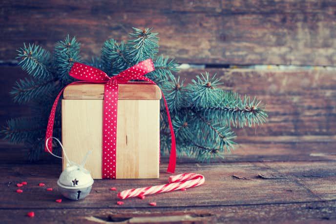 彼氏へのクリスマスプレゼントに財布の贈り物を