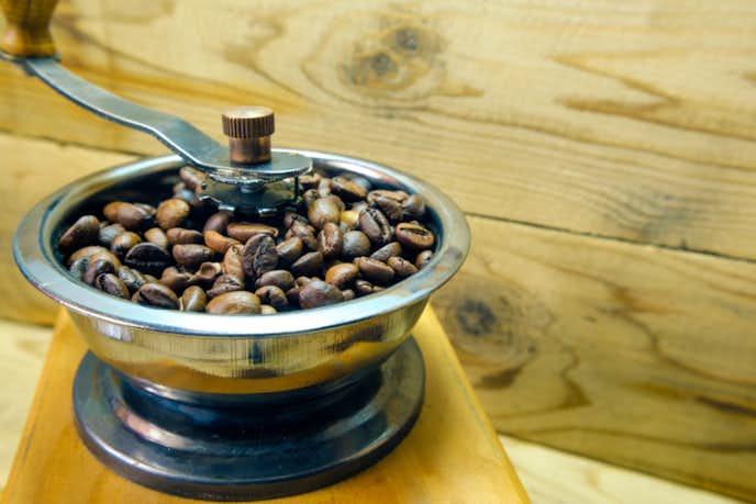 手動コーヒーミルの正しい選び方とは