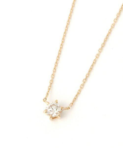 クリスマスプレゼントに人気のアクセサリーブランドはアガットのダイヤ