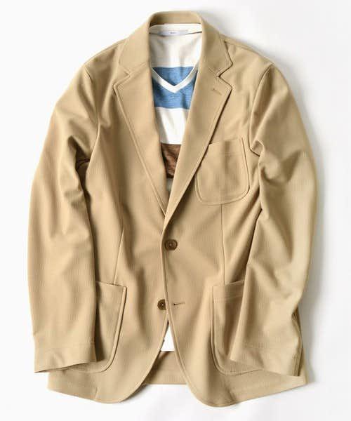 SHIPSのおしゃれなベージュのジャケット