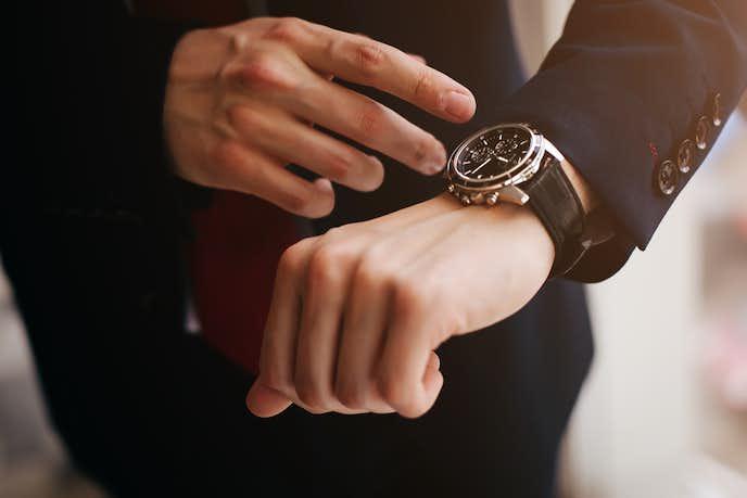 彼氏へのクリスマスプレゼントにおすすめの腕時計