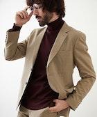 ベージュジャケットの着こなし方とは?おすすめメンズコーデ術を徹底ガイド | Smartlog