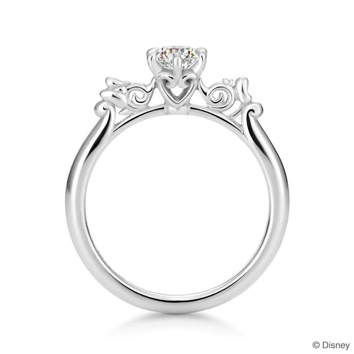 ケイ・ウノ婚約指輪