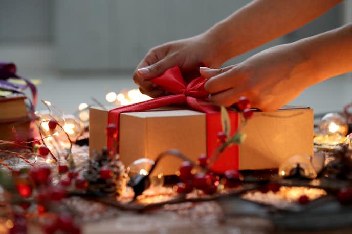 彼氏へのクリスマスプレゼントはベルト