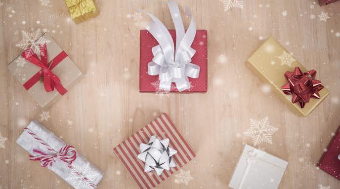彼氏へ贈るクリスマスプレゼント
