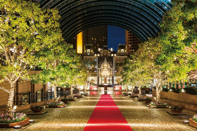 クリスマスデートにおすすめスポットは恵比寿ガーデンプレイス
