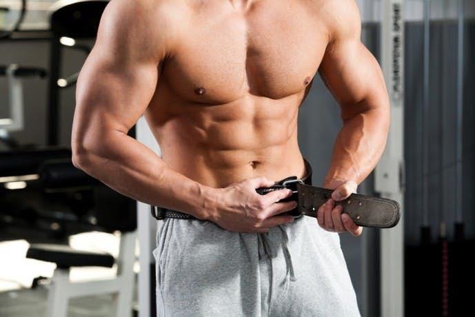 背筋トレーニングには欠かせない腹圧トレーニング