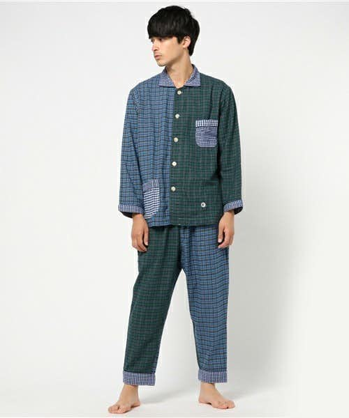 彼氏へのクリスマスプレゼントにシップスデイズのパジャマ.jpg