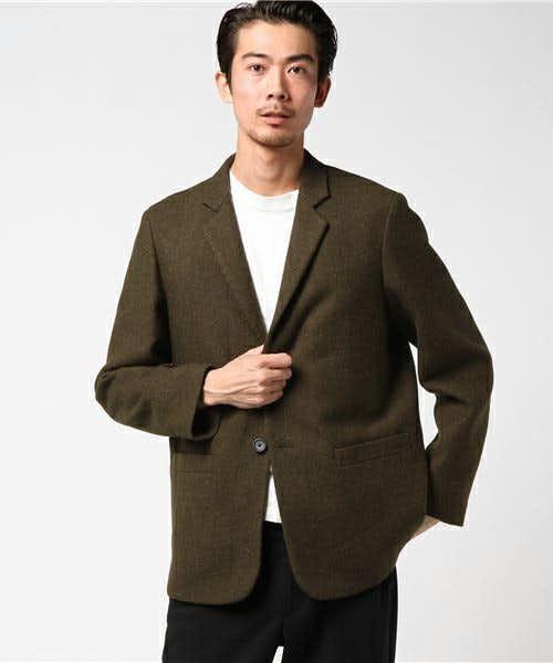 ハリスツイードの人気おすすめジャケット