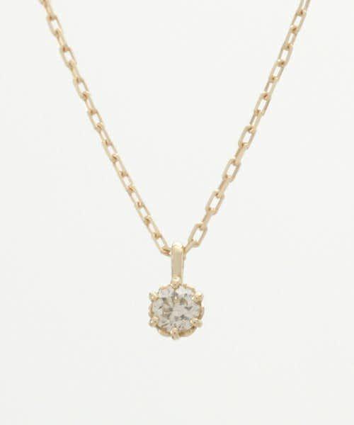 30代女性へのホワイトデーのお返しにアガットのダイヤモンドネックレス.jpg