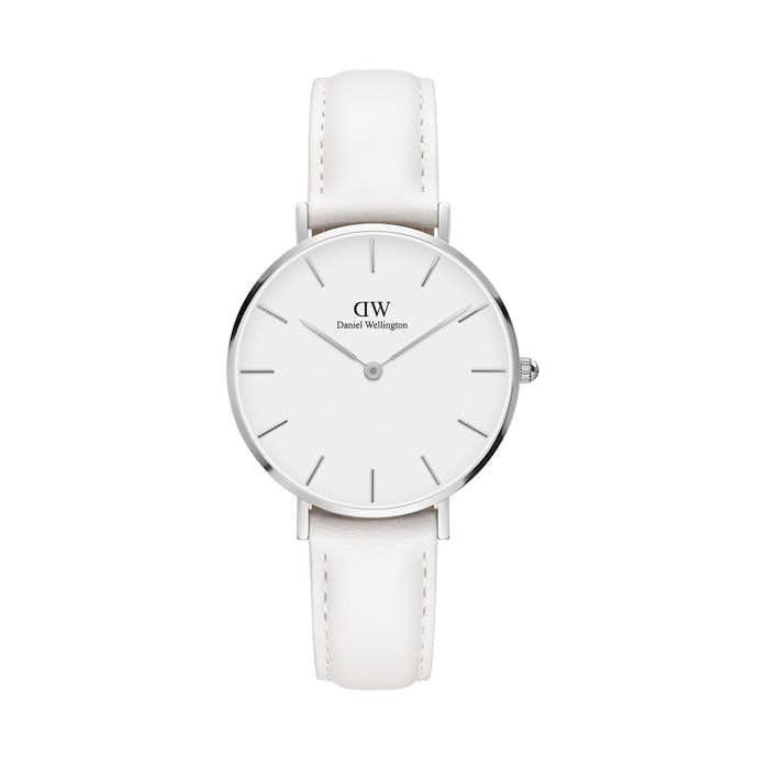 30代彼女へのホワイトデーのお返しはダニエルウェリントンの腕時計