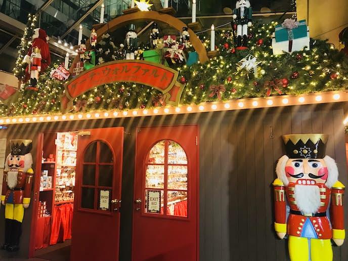クリスマスデートにおすすめスポットは六本木クリスマスマーケット