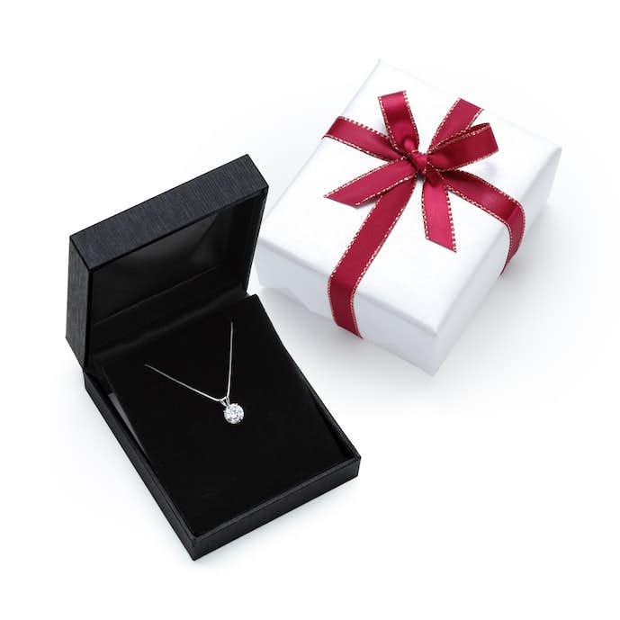 クリスマスプレゼントにニューヨークからの贈り物¥のネックレス2