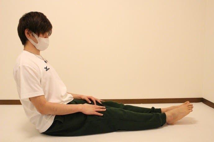 ふくらはぎ(下腿三頭筋)のストレッチメニュー1