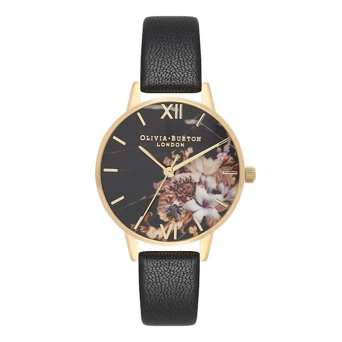 30代彼女へのホワイトデーのお返しはオリビアバートンの腕時計