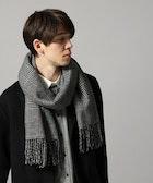 巻くだけオシャレ!冬ファッションを格上げする「チェックマフラー」3選   Smartlog