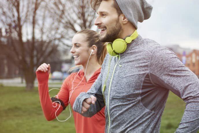 太ももを効果的に鍛えられるトレーニング「ウォーキング・ランニング」