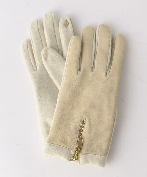 予算10000円のクリスマスプレゼントにユナイテッドアローズの白の手袋.jpg