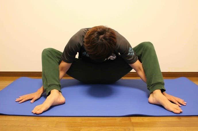 大腰筋を効果的に伸ばすストレッチメニュー