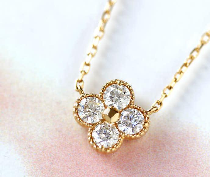 30代女性へのホワイトデーのお返しにビズーのダイヤモンドネックレス.jpg