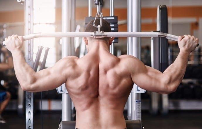 広背筋トレーニングで気をつけるポイント