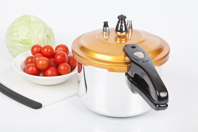 圧力鍋の正しい選び方