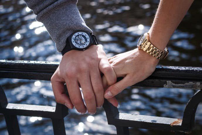 旦那へのクリスマスプレゼントは腕時計