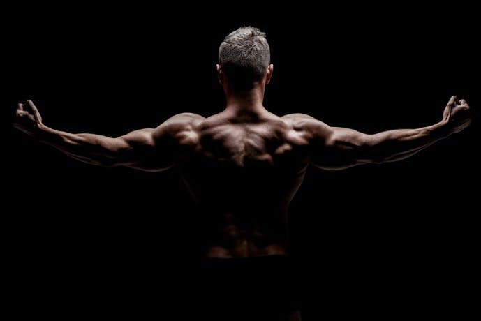 広背筋の効果的な鍛え方